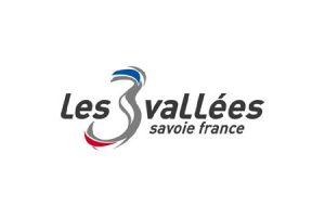 les 3 vallees logo