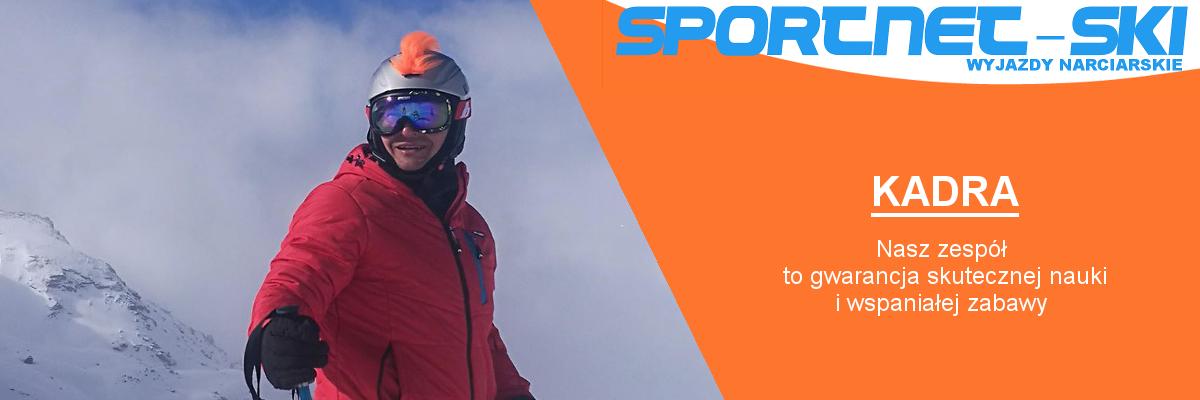 kadra sportnet-ski