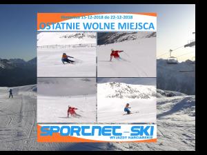 wyjazd narciarski ze szkoleniem